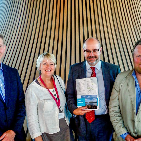 British Hydropower Association - BHA at Welsh Assembly
