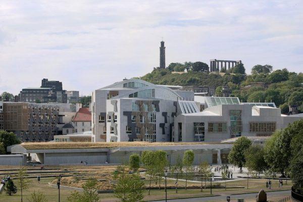British Hydropower Association - scottish parliament Holyrood