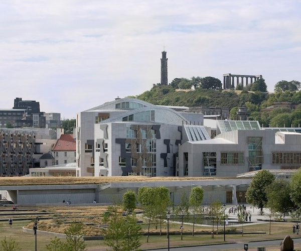 British Hydropower Association - scottish parliament Holyrood