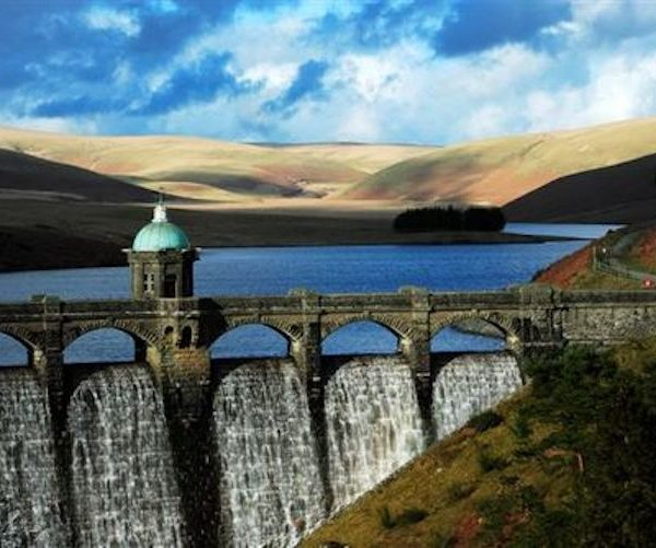 British Hydropower Association - Hydro Dam