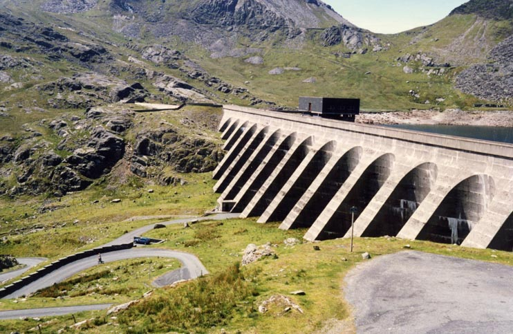 British Hydropower Association - large dam