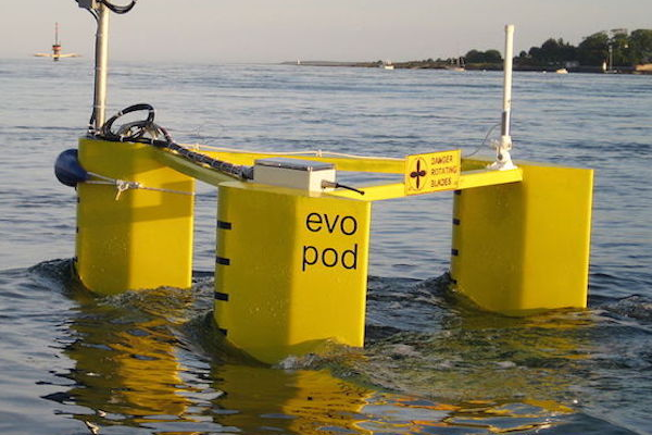 British Hydropower Association - Marine Hydro