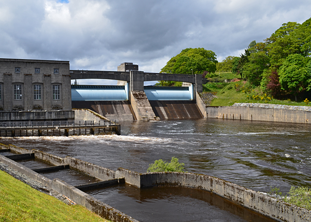 British Hydropower Association - river dam
