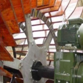 British Hydropower Association - overshot wheel