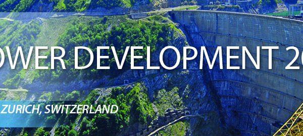 ACI's Hydropower Development, Zurich 5th & 6th September